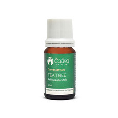 Óleo Essencial de Tea Tree (10ml) - Cativa Natureza