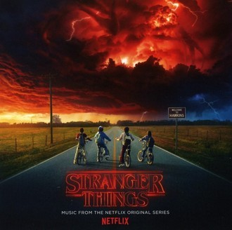 Stranger Things - Music From the Netflix Original Series LP duplo