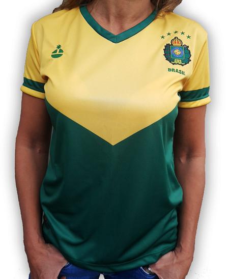 4c050e1b68 Camisa Seleção Imperial Feminina - Von Regium