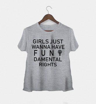 Camiseta Feminina Girl Power