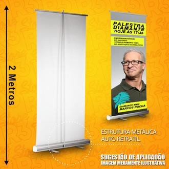 Banner Roll Up Personalizado