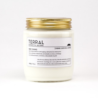 Creme Corporal May Chang - 200g - TERRAL
