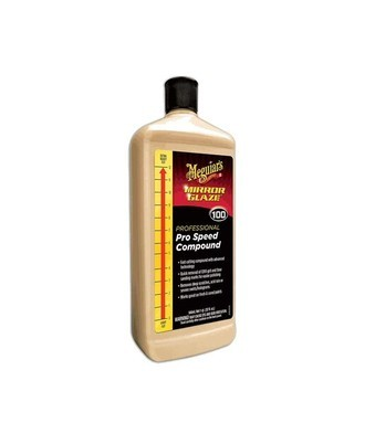 M100 - Composto Polidor Ultra Rápido Pro Speed Meguiars - 946ml