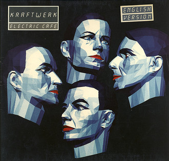 Kraftwerk - Electric Cafe LP