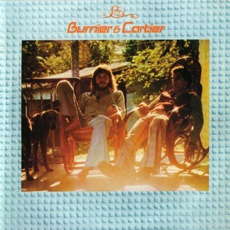 Burnier e Cartier S/T 1974 LP (repress. Mr. Bongo/novo/lacrado)