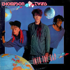 Thompson Twins - Into the gap LP