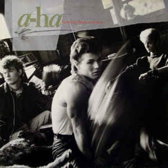 A-HA - Hunting high and low LP