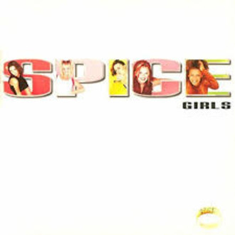 Spice Girls album 1996 LP (novo/lacrado)
