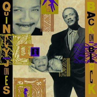 Quincy Jones - Back on the block LP