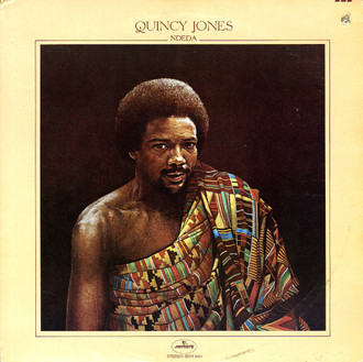 Quincy Jones - Ndeda LP