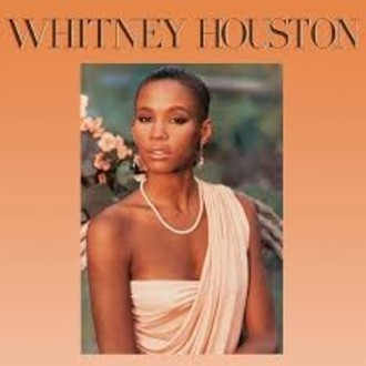 Whitney Houston S/T 1985 LP