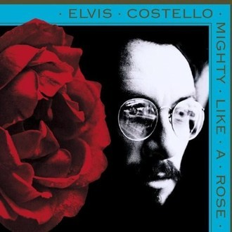 Elvis Costello - Mighty like a rose LP (zerado)
