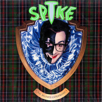 Elvis Costello - Spike LP (zerado)