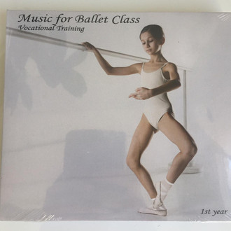 VOCATIONAL TRAINING MUSIC FOR BALLET CLASS 1a série
