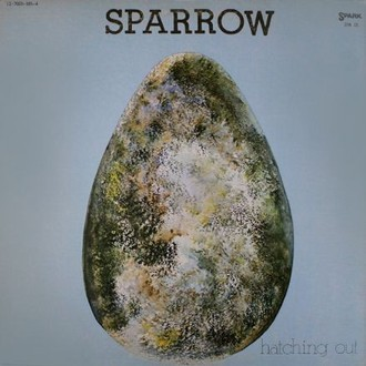 Sparrow - Hatching out LP