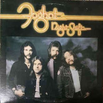 Foghat - Night shift LP (capa regular/ver fotos)