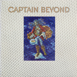 Captain Beyond S/T 1972 LP (importado USA/ver fotos)