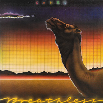 Camel - Breathless LP