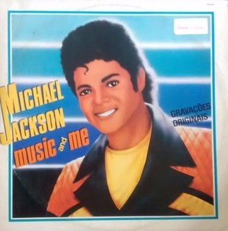 Michael Jackson - Music and Me LP (compilação)