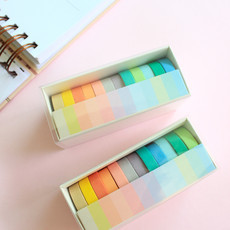 Washi Tape Rainbow