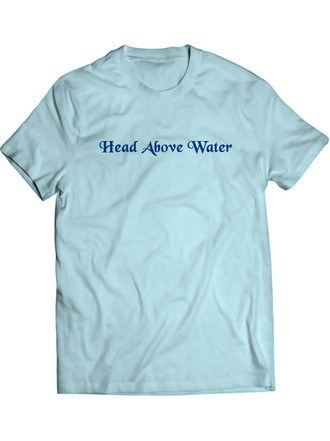 Avril Lavigne Head Above Water (Camiseta Unissex)