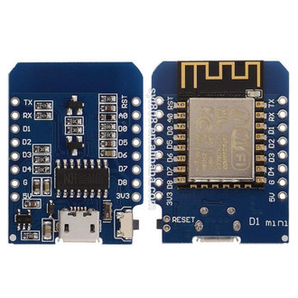 PLACA WEMOS MINI D1 ESP8266 12E WIFI (K1)