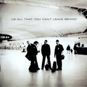 U2 - All that you can't leave behind LP (novo/não lacrado/180g)