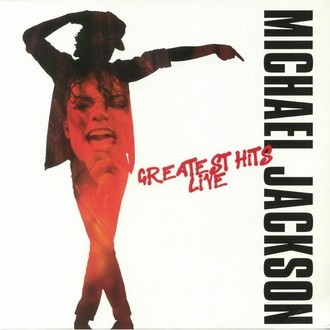 Michael Jackson - Greatest Hits Live LP (novo/lacrado/180g)