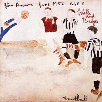 John Lennon - Walls and bridges LP (capa regular/ver fotos)
