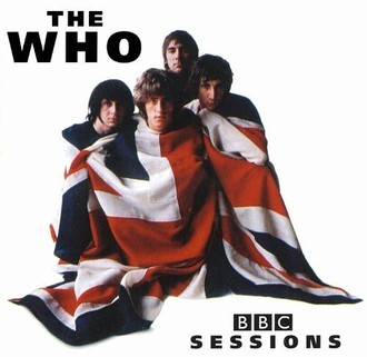 The Who - BBC Sessions LP duplo (novo/lacrado)