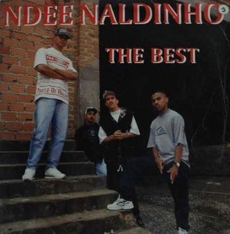 Ndee Naldinho - The Best LP