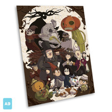 Print A3 - Over the Garden Wall