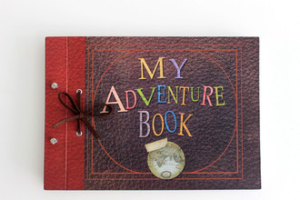 Scrapbook My Adventure Book