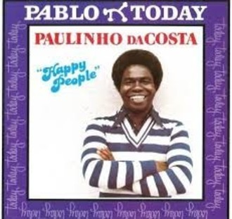 Paulinho da Costa - Happy People LP