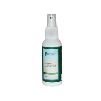 Spray Repelente Antisséptico Andiroba (120ml) - Cativa