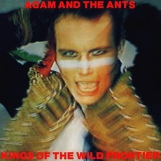 Adam and the Ants - Kings of the wild frontier LP