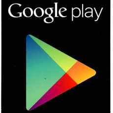 Gift Card GOOGLE PLAY (R$200)