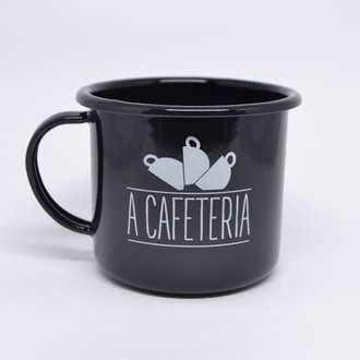 Caneca A Cafeteria x Outdoor Coffee