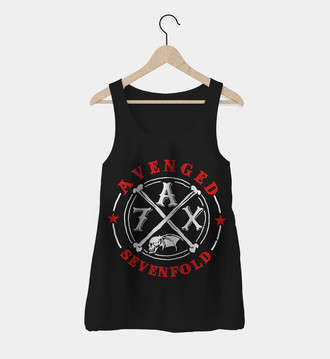 Regata Feminina Avenged Sevenfold