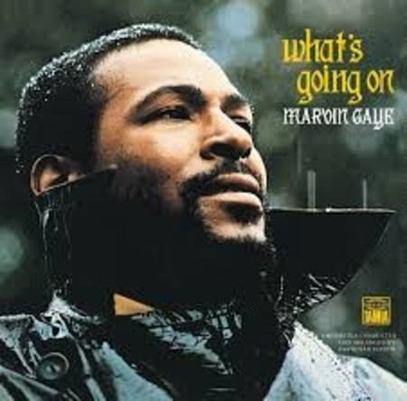 Marvin Gaye - What's going on LP (importado/180g/zerado)