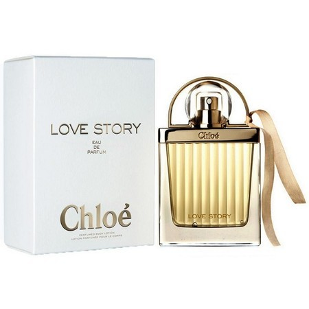dca1a79d4b5a0 Chloé Love Story Eau de Parfum - Perfume Feminino 75ml - Charmme Store