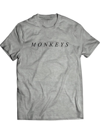 Arctic Monkeys - MONKEYS (Camiseta Unissex)