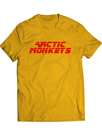 Arctic Monkeys (Camiseta Unissex)