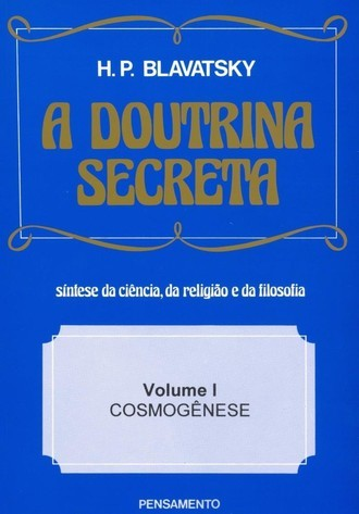DOUTRINA SECRETA VOL.1