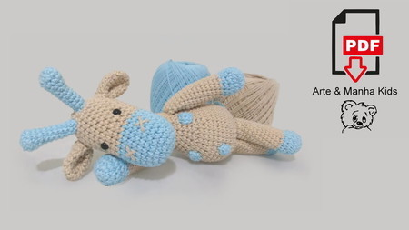 10 Receitas Bonecas Amigurumi de Crochê Grátis   253x450