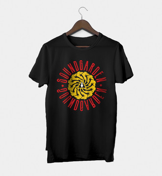 Camiseta Rock Masculina Soundgarden