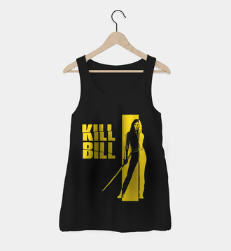 Regata Feminina Kill Bill