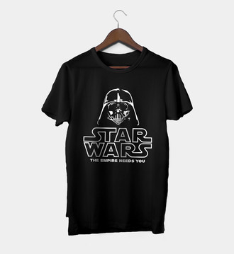 Camiseta Masculina Star Wars
