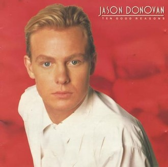 Jason Donovan - Ten good reasons LP