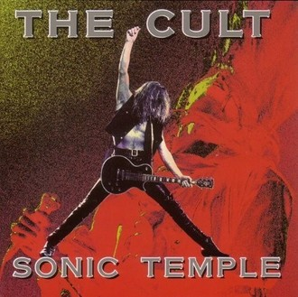 The Cult - Sonic Temple LP